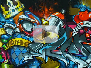 MONE & CELO, 'SKULL COLORS'
