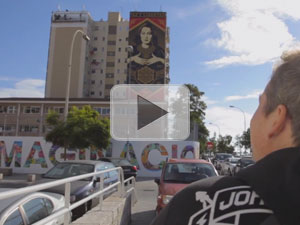 MORE ABOUT OBEY & D*FACE IN MÁLAGA