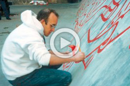ART FROM CHAOS, KEITH HARING Y BARCELONA