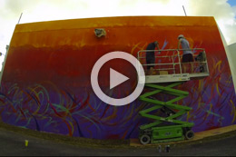 RONE, MADSTEEZ & MEGGS IN MIAMI