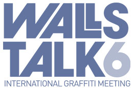 TOMORROW… WALLS TALK 6