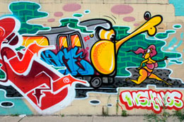 RIME, SPONE & FRIENDS IN NYC