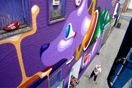 KREK BRINGS PURPLE TO STOKE ON TRENT