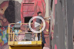 'LA ESCOCESA' MURAL FESTIVAL 3D EDITION VIDEO RECAP