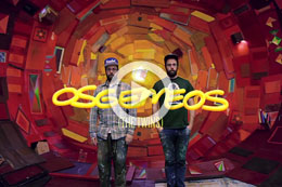 'OSGEMEOS', SHORT FILM BY BEN MOR