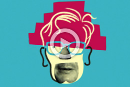MARK MOTHERSBAUGH ANIMATED BY MANSON