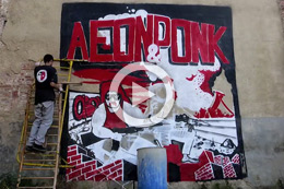 AEON & PONK, 'POSITIVES, NEGATIVES AND ACCENTS'