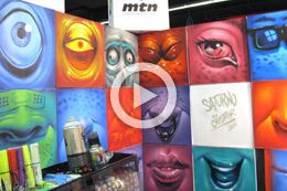 MONTANA COLORS & SATURNO AT HANDMADE FESTIVAL 2015