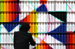 OKUDA Y REMED X STREETS OF SPAIN