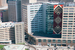 SHEPARD FAIREY'S LARGEST WALL