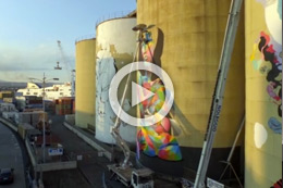 OKUDA & ROSH IN CATANIA, THE VIDEO