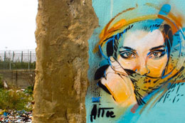ALICE PASQUINI IN MELILLA