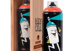 MTN LIMITED EDITION: DABS & MYLA