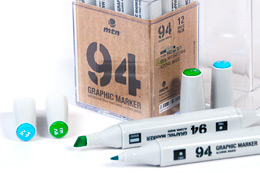MTN 94 GRAPHIC MARKERS