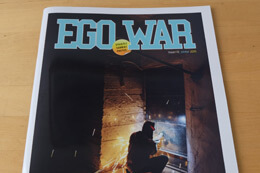 EGOWAR #13 REVIEW