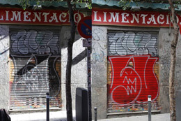 GUILLERMO ENFORMA: GRAFFITI DIGNIFICATION