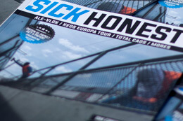 SICK HONESTY MAGAZINE #2