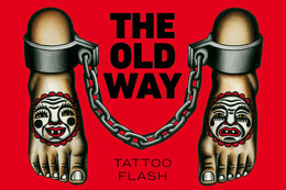 """THE OLD WAY"" EN MONTANA SHOP BARCELONA – GRACIA"