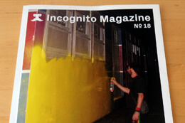 INCOGNITO #18 REVIEW