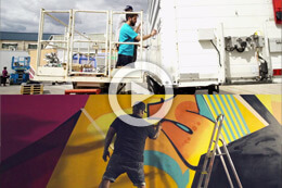 TRUCK ART PROJECT, MORE VIDEOS