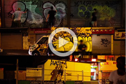 PARIS STREET BOMBING BY GT, ACID, BTM & 156
