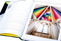 "OKUDA, ""KAOS TEMPLE"" BOOK"