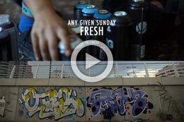 'ANY GIVEN SUNDAY': FRESH