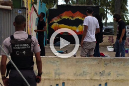 'MARCANDO TERRITORIO' THE HISTORY OF GRAFFITI IN DOMINICAN REPUBLIC