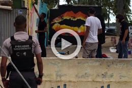 """""""MARCANDO TERRITORIO"""" LA HISTORIA DEL GRAFFITI EN REPÚBLICA DOMINICANA"""