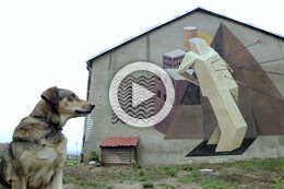 'RURALES' COUNTRYSIDE MURAL ART IN POLAND