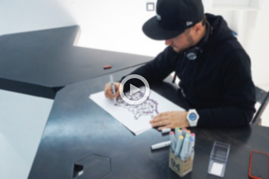 CHES X MTN 94 GRAPHIC MARKERS