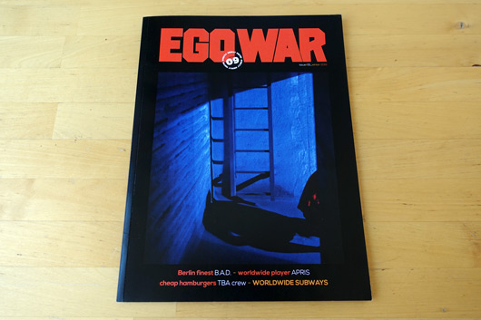 EGOWAR #15 REVIEW