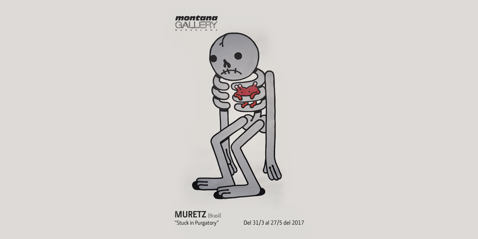MURETZ, 'STUCK IN PURGATORY'