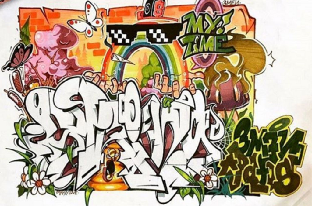SKETCHGRAFFITI CONTEST: WINNERS