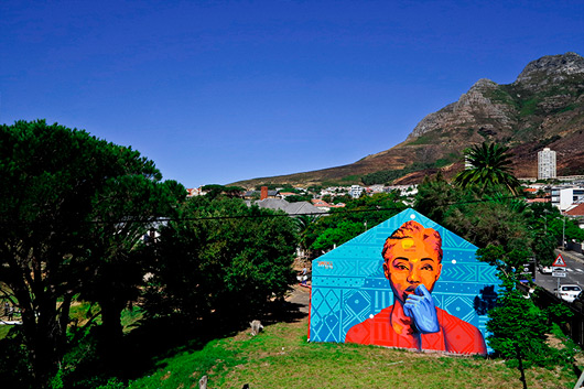 'CAMISSA', DOURONE IN CAPE TOWN
