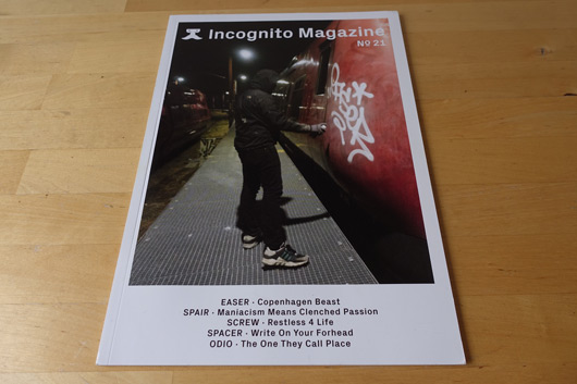 INCOGNITO #21 REVIEW