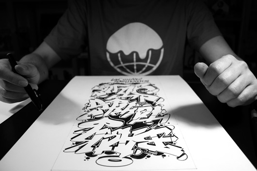"""BACK TO THE STYLE"" PRESENTA… NOCOLORS SKETCH SESSION"
