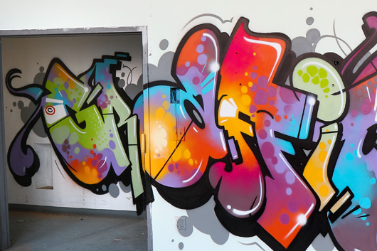 RIME AKA 'GRAFFITI'
