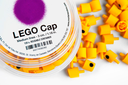 LEGO CAP YA DISPONIBLE!