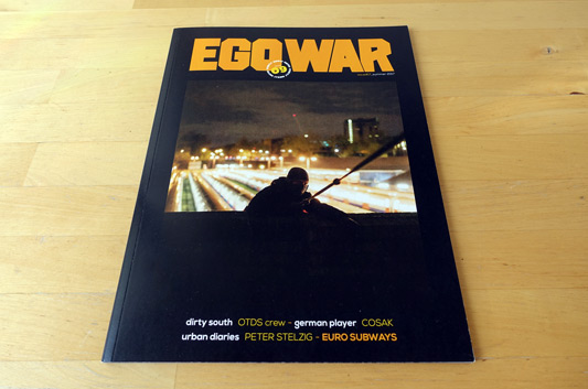 EGOWAR #17 REVIEW