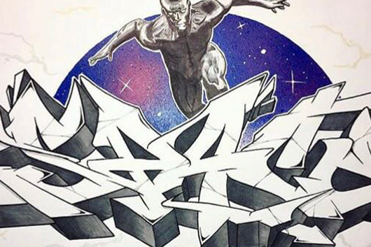 """SPACE GRAFFITI SKETCH CONTEST"", LOS GANADORES"