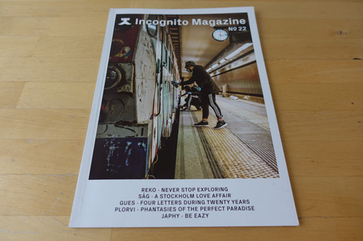 INCOGNITO #22 REVIEW