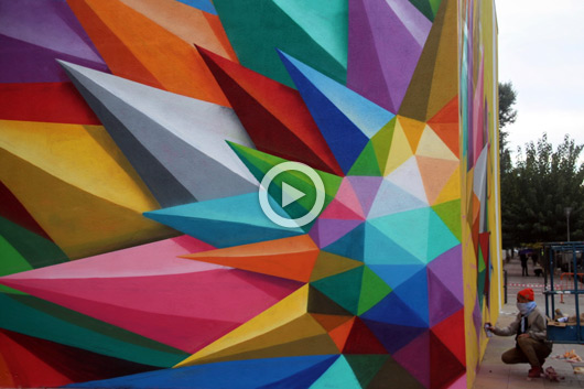 OKUDA, 'COMMUNICATION BETWEEN STARS'