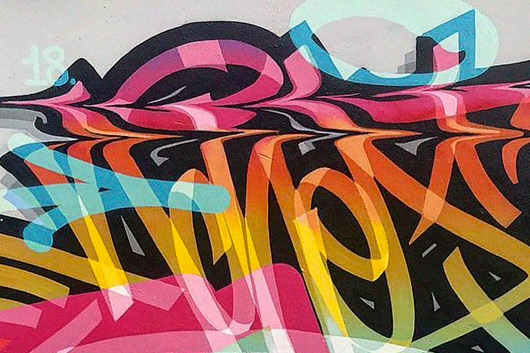 WE INTERVIEW ACHES, THE 'CGI GRAFFITI' MASTER