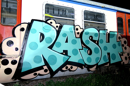 FUEGO A DISCRECIÓN: RASH