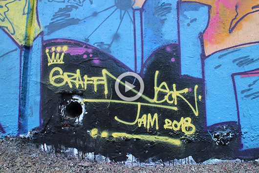 GRAFFNECK JAM: VIDEO RECAP