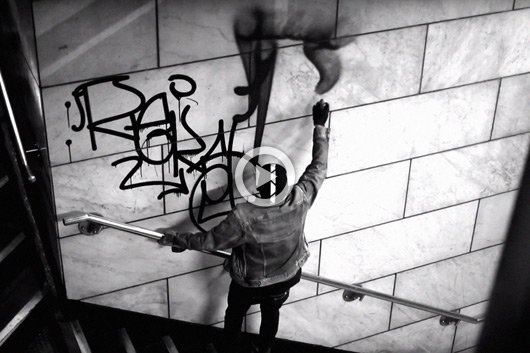 REKS, THE BEST HANDSTYLE IN CHILE DIGS UP SOME LOST TAPES