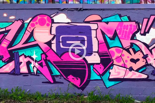 'DOT KOM' THE NEW PIECE OF THE DAY BY 123KLAN