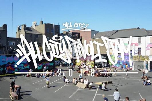 THE VIDEO OF THE LAST 'ALL CITY TIVOLI JAM'