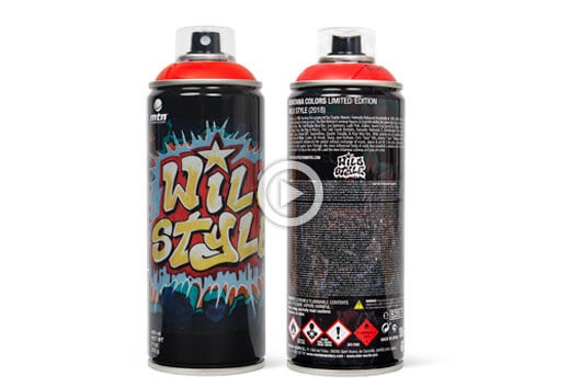NEW LIMITED EDITION: WILD STYLE